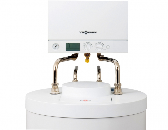 Vitopend 100-W 34,0 кВт + Бойлер Vitocell 100-W CUG 150 л